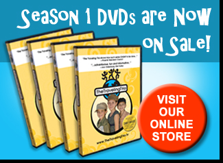 The Traveling Trio on DVD